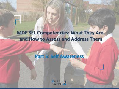 Webinar 5-7-20 SEL Competencies - Self-Awareness